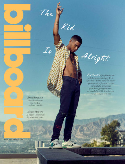 Billboard July 20, 2018 00:00