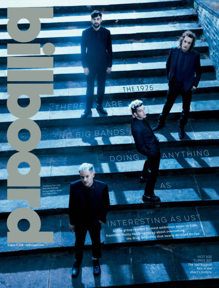 Billboard August 03, 2018 00:00