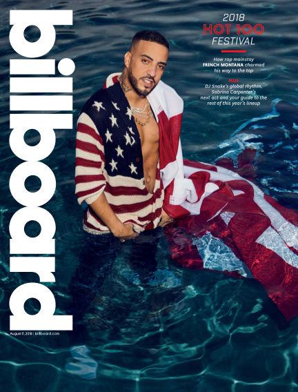 Billboard August 10, 2018 00:00