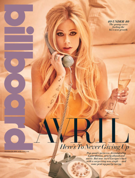Billboard October 20, 2018 00:00