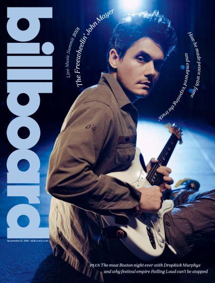 Billboard November 10, 2018 00:00