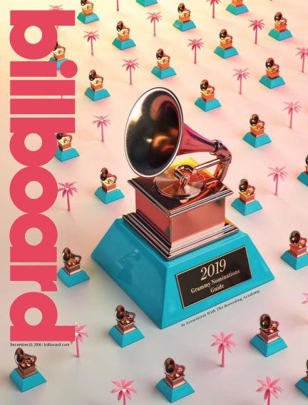 Billboard December 21, 2018 00:00
