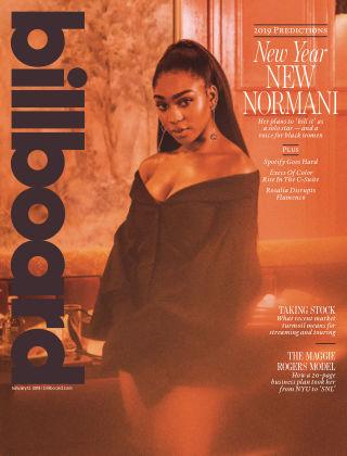 Billboard Jan 12 2019