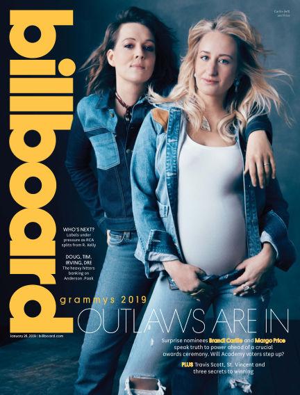 Billboard January 26, 2019 00:00