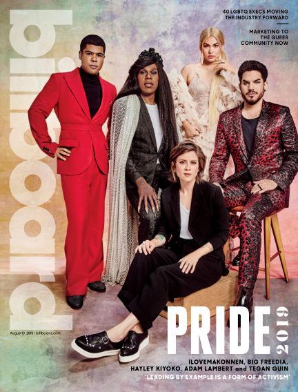 Billboard August 09, 2019 00:00