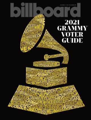 Billboard December 12 2020