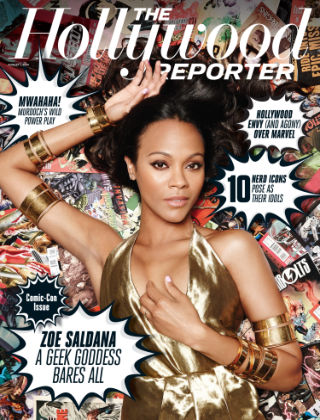 The Hollywood Reporter August 2014