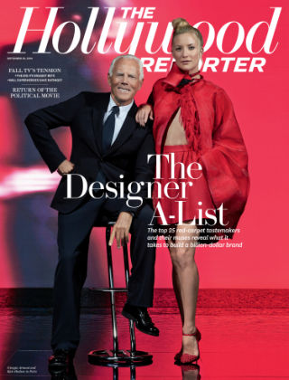 The Hollywood Reporter 2014-09-18