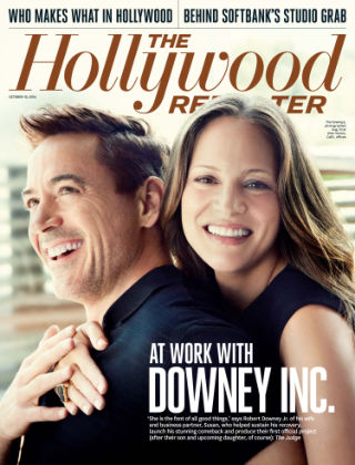 The Hollywood Reporter 2014-10-02