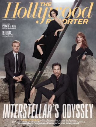 The Hollywood Reporter 2014-10-23