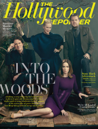 The Hollywood Reporter December 19, 2014