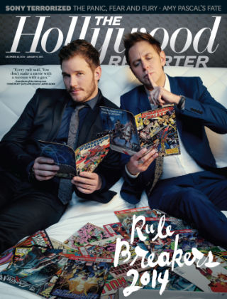 The Hollywood Reporter December 26, 2014