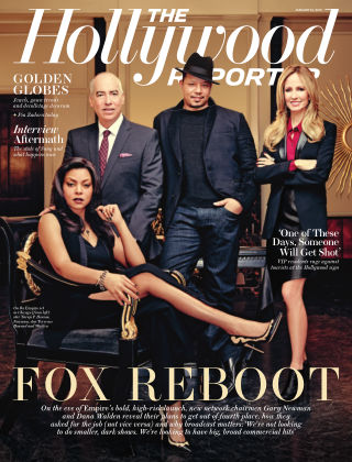 The Hollywood Reporter January 16, 2015