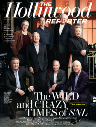 The Hollywood Reporter February 13, 2015