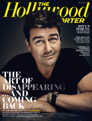 The Hollywood Reporter March 6, 2015