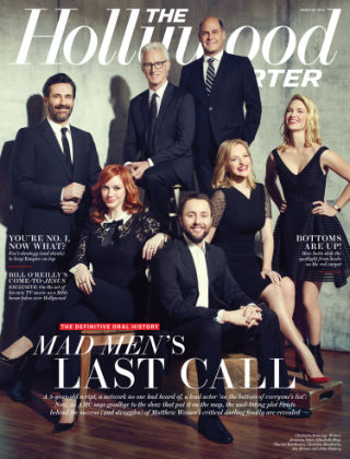 The Hollywood Reporter March 20, 2015