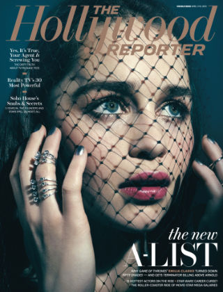 The Hollywood Reporter April 3, 2015