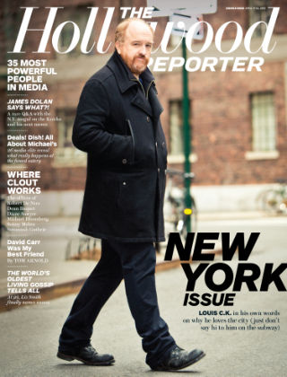 The Hollywood Reporter April 17, 2015