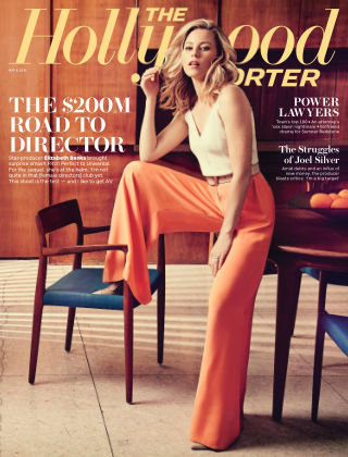 The Hollywood Reporter May 8, 2015