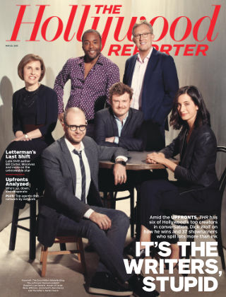 The Hollywood Reporter May 22, 2015