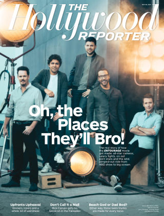 The Hollywood Reporter May 29, 2015