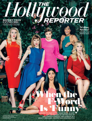 The Hollywood Reporter June 5, 2015