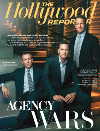 The Hollywood Reporter June 12, 2015