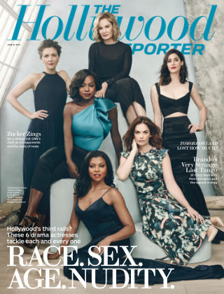 The Hollywood Reporter June 19, 2015