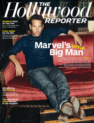 The Hollywood Reporter July 3, 2015