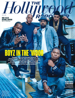 The Hollywood Reporter July 31, 2015