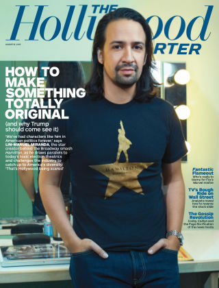 The Hollywood Reporter August 21, 2015