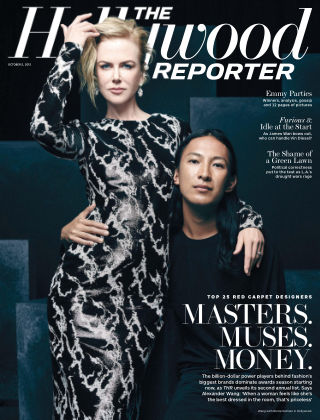 The Hollywood Reporter October 2, 2015