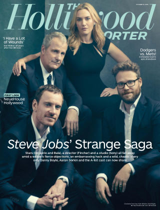 The Hollywood Reporter October 16, 2015