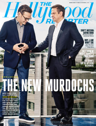 The Hollywood Reporter October 30, 2015