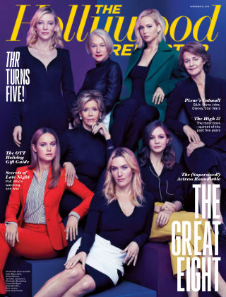 The Hollywood Reporter Nov 27 2015