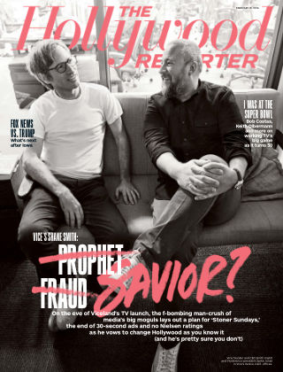 The Hollywood Reporter Feb 12 2016