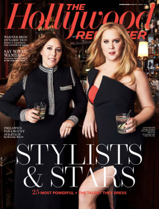 The Hollywood Reporter Mar 25 2016