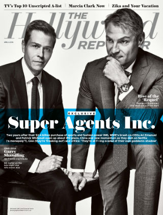 The Hollywood Reporter Apr 8 2016
