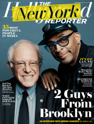 The Hollywood Reporter Apr 15-22 2016