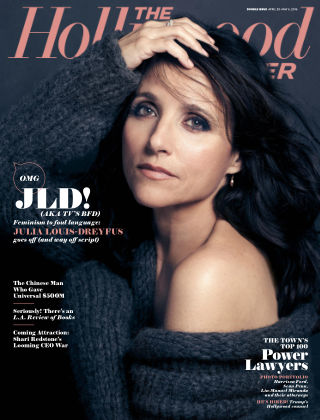 The Hollywood Reporter Apr 29-May 6 2016