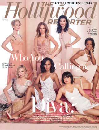 The Hollywood Reporter May 27 2016