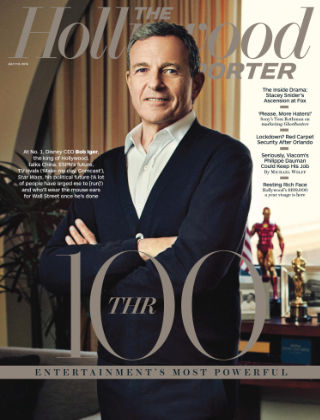 The Hollywood Reporter Summer Triple Issue