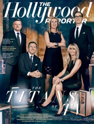 The Hollywood Reporter Aug 19 2016