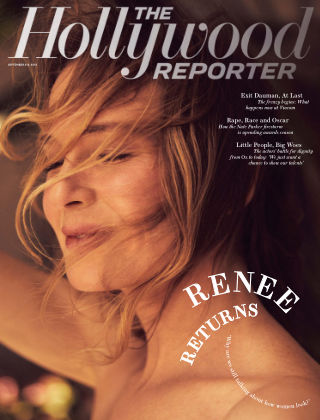 The Hollywood Reporter Sep 2 2016