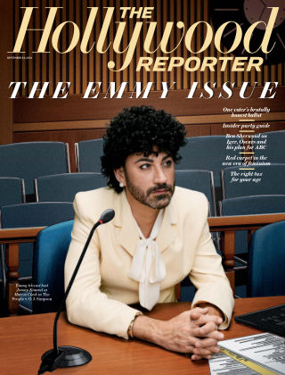 The Hollywood Reporter Sep 23 2016