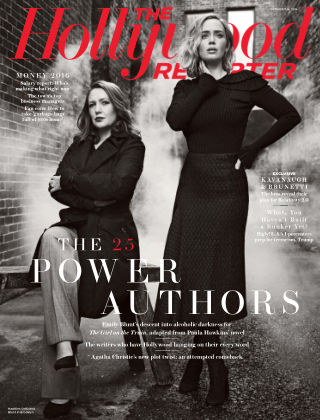 The Hollywood Reporter Oct 7 2016