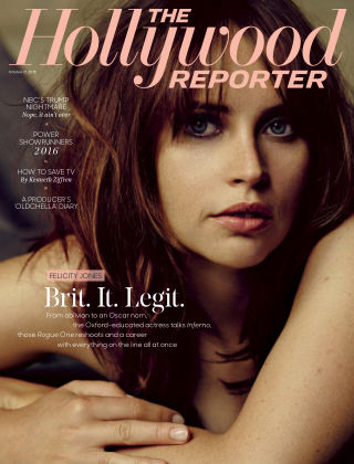 The Hollywood Reporter Oct 212016