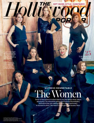 The Hollywood Reporter Dec 2 2016