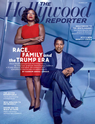 The Hollywood Reporter Dec 9 2016