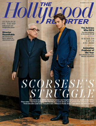 The Hollywood Reporter Dec 16 2016